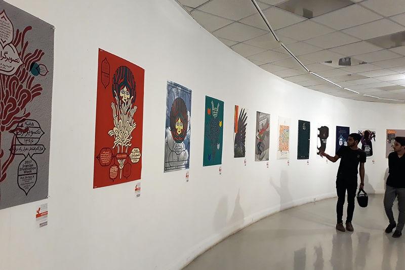 برگزاری-16-نمایشگاه-برای-گالریگردی-16-اسفندماه