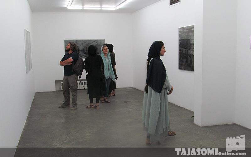 گزارش-تصویرینمایشگاه-پگاه-رجامند-در-گالری-اُ