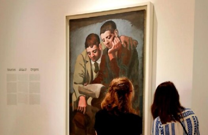 اولین-نمایشگاه-آثار-«پابلو-پیکاسو»-در-بیروت-افتتاح-می-شود