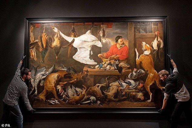 دانشجویان-گیاه-خوار-به-نقاشی-قرن-هفدهم-اعتراض-کردند