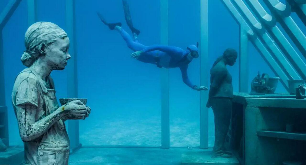 تکمیل-نخستین-موزه-زیرآبی-نیمکره-جنوبی-در-استرالیا