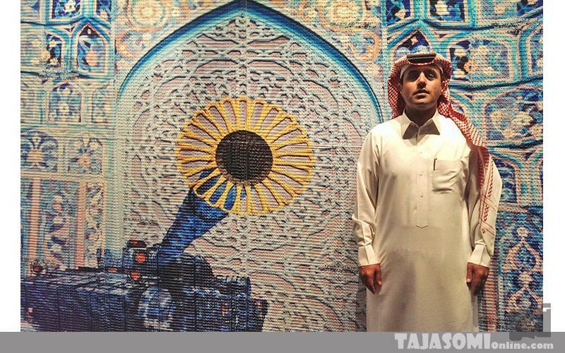 سرگرد-عرب-و-همکلاسی-عاملان-حملات-۱۱-سپتامبر-در-عالم-هنر-عکس-و-فیلم