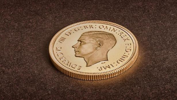سکه-تاریخی-انگلیس-یک-میلیون-پوند-فروخته-شد