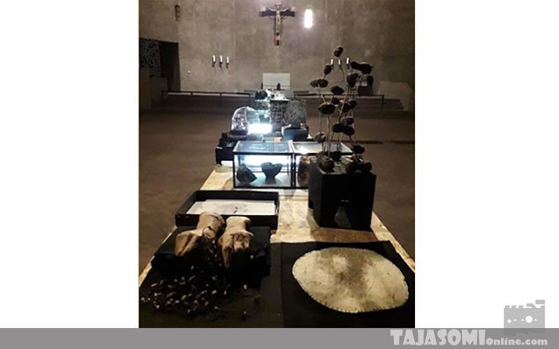 اینستالیشن-هنرمند-ایرانی-در-آلمان