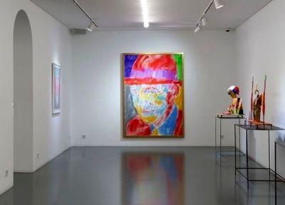 نگاهی-به-نمایشگاه-آثار-فرشید-مثقالی-در-گالری-اعتماد