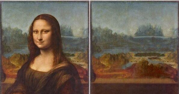 کرونا-مونالیزا-را-از-نقاشی-معروف-داوینچی-حذف-کرد