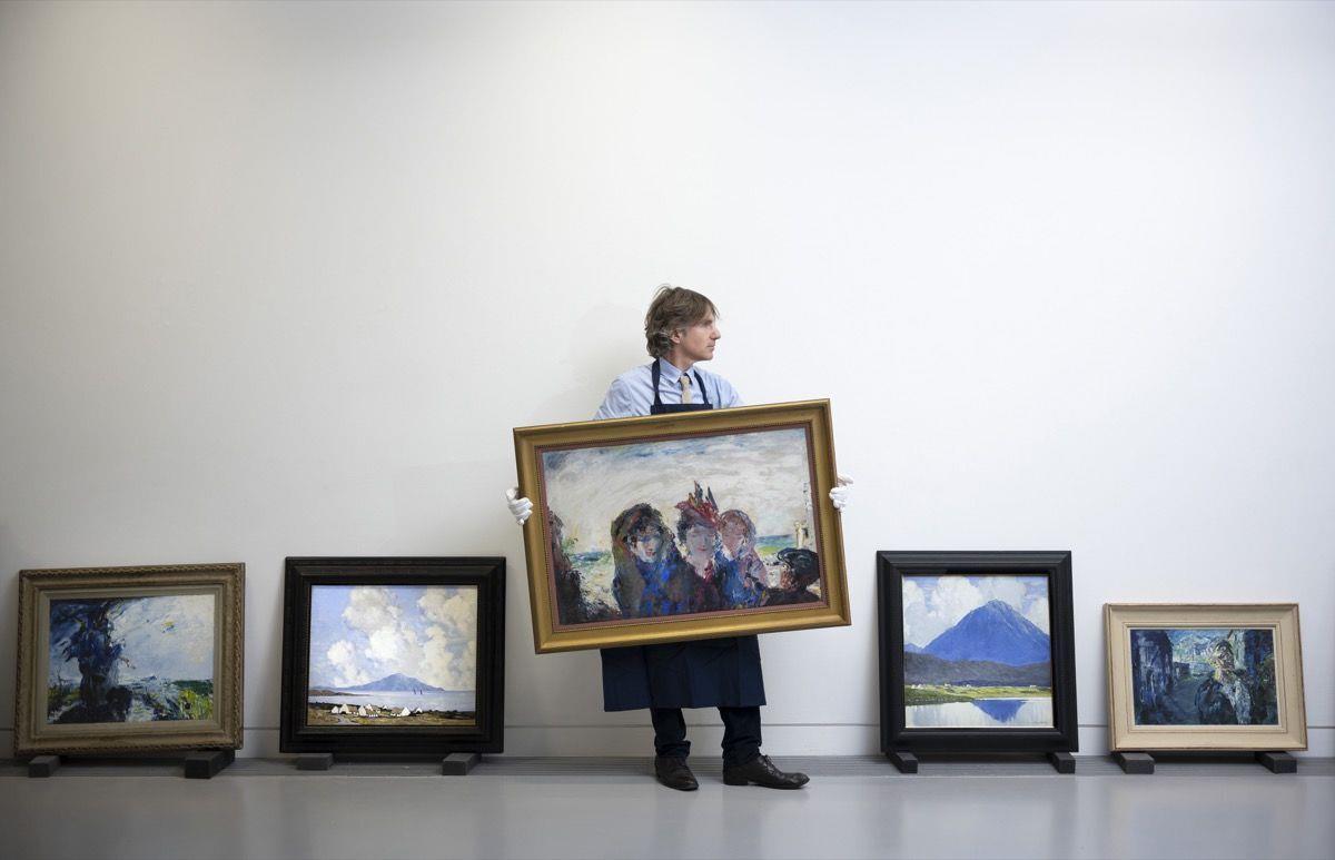 فروش-3-میلیون-پوندی-آثار-ایرانی-در-سه-حراج-هنرهای-اسلامی