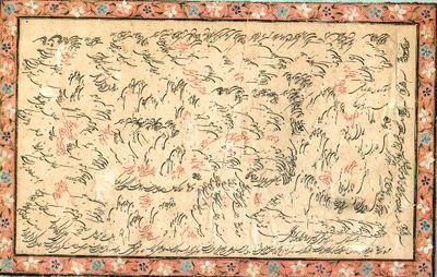 نگاهی-به-خط-درویش-عبدالمجید-طالقانی-و-تاثیر-او-بر-خوشنویسی-ایرانی