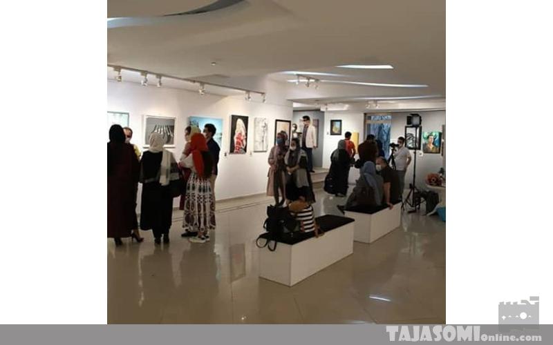 برپایی-24-نمایشگاه-هنری-در-روزهای-اوج-کرونا