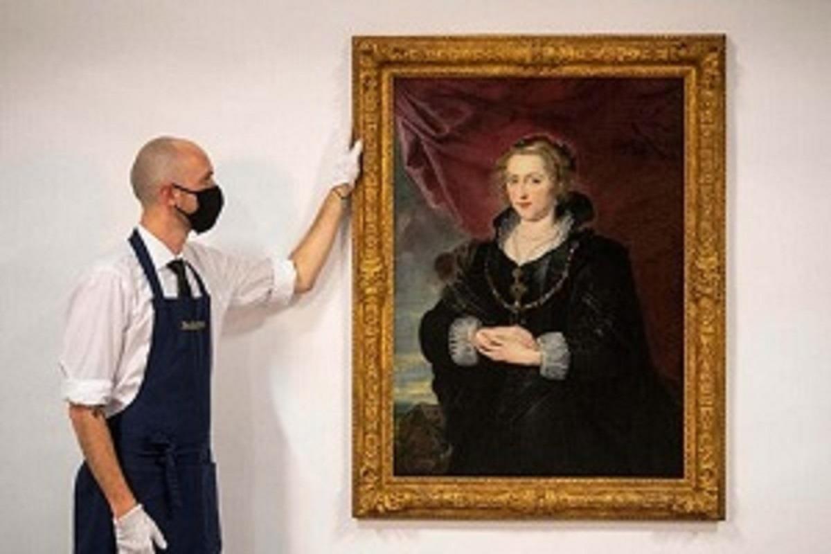 پیدا-شدن-نقاشی-روبنس-پس-از-140-سال