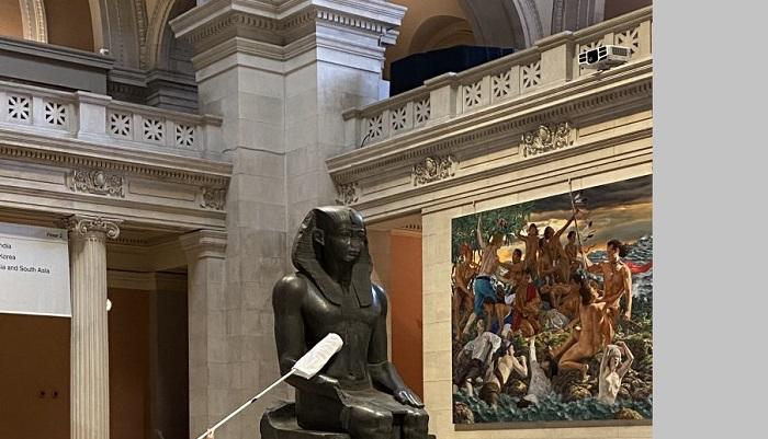 حال-و-هوای-موزه-هنر-Metropolitan-پس-از-گشایش-در-دوران-کرونا