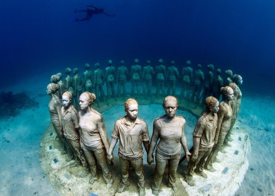 سه-پارک-مجسمه-زیرآبی-در-فرانسه-افتتاح-می-شود