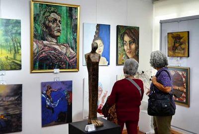 درخشش-هنرمندان-ایرانی-در-سومین-نمایشگاه-بینالمللی-