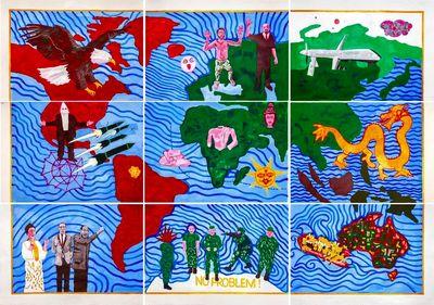 نمایش-اثری-از-هنرمند-ایرانی-در-برلین