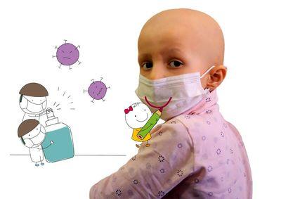 برگزاری-اولین-نمایشگاه-مجازی-از-آثار-کودکان-مبتلا-به-سرطان-سراسر-کشور