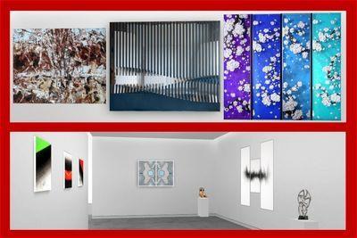 هنرمندان-ایرانی-با-دو-گالری-هلر-و-خاک-در-آرتفر-ابوظبی-2020