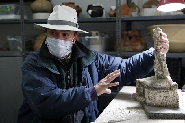 الهه-۴۲۰۰ساله-در-ترکیه-درترکیه-کشف-شد