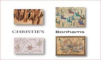 افت-فروش-آثار-ایرانی-در-دو-حراج-کریستیز-و-بونامز
