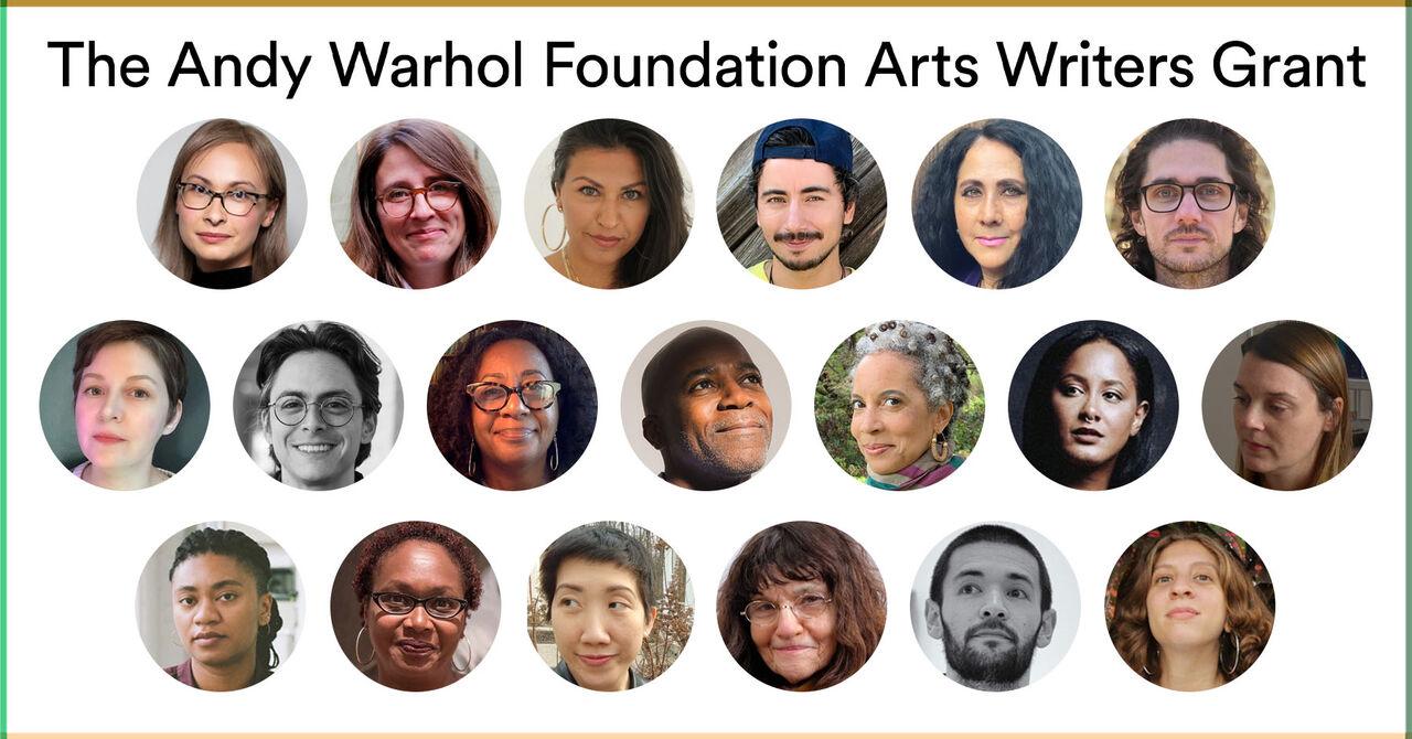 «بنیاد-وارهول»-از-نویسندگی-خلاق-در-حوزه-هنر-معاصر-حمایت-مالی-کرد
