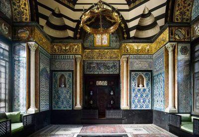افتتاح-موزه-لیتون-انگلیس-با-نقاشی-دیواری-یک-هنرمند-ایرانی