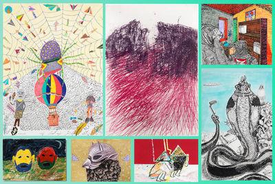حضور-آثار-هنرمندان-ایرانی-در-دو-حراج-آنلاین-بونامز