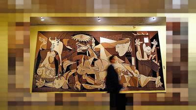 نقاشی-ضد-جنگ-پیکاسو-پس-از-۳۵-سال-از-شورای-امنیت-خارج-می-شود