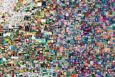 رکورد-دیجیتالآرت-۷۰-میلیون-دلاری-در-کریستیز