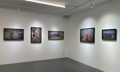 روایت-آرمین-امیریان-از-نمایشگاه-«تا-تاریخ-یخ»-در-گالری-اعتماد