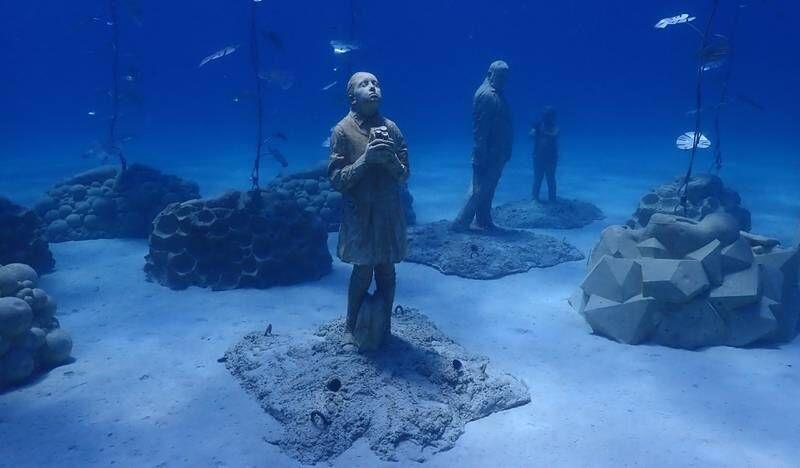افتتاح-یک-موزه-زیردریایی-در-قبرس