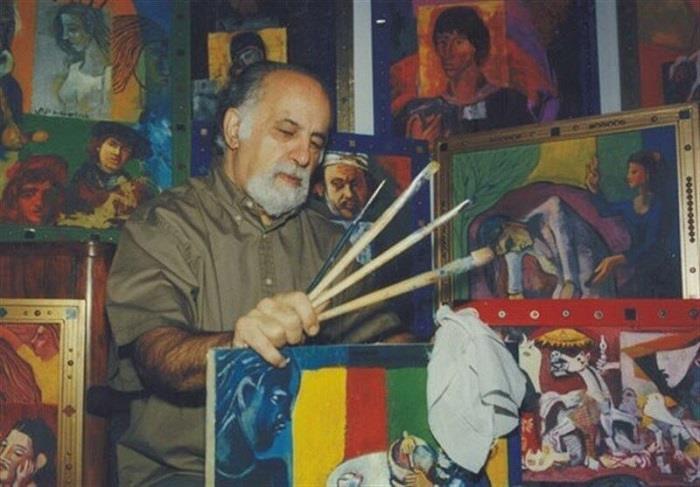 هانیبال الخاص معلمی برای هنر نوگرای ایران